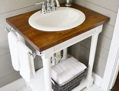 Bathroom Vanity Ideas :: Beneath My Heart's clipboard on Hometalk