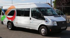 Bolton St Catherine's minibus
