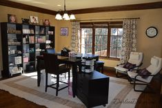 Craft Room - with video tour.