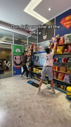 Games Room Inspiration, Minions, Cool Technology, The Office, Game Room, Videogames, Basketball Court, Ads, Tik Tok