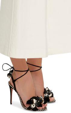 Tropicana Sandals by Aquazzura | Moda Operandi