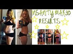 INSANITY MAX 30 RESULTS SLIM DOWN WITH SARA