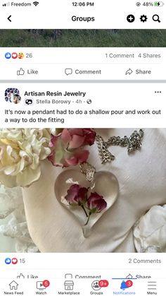 Resin Jewelry, Resin Jewellery