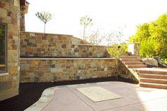 Impressive Stone Work - M H Kerber Masonry
