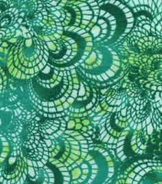 Shop fabric online by the yard. Jo-Ann's has the largest selection of fabric in unique prints and materials. Find fabrics for quilting, upholstering, and decorating. Dinosaur Fabric, Green Tie, Joanns Fabric And Crafts, Snuggles, Craft Stores, Printing On Fabric, Plant Leaves, Tie Dye, Cotton