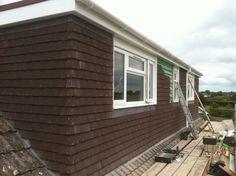 loft conversion flat roof dormer in build #10