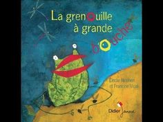 All about La Grenouille à grande bouche by Francine Vidal. LibraryThing is a cataloging and social networking site for booklovers French Teaching Resources, Primary Teaching, Teaching French, Teaching Tools, French Songs, Album Jeunesse, French Education, Core French, French Classroom