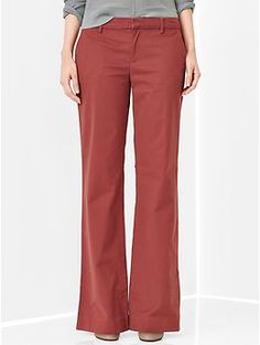 Eventually, I will find colored pants that work. Maybe these.