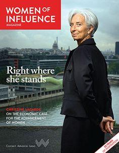 Power Women, Managing Director of the IMF, Christine Lagarde. Corporate Portrait, Business Portrait, Christine Lagard, Career Inspiration, Woman Inspiration, Business Women, Business Lady, Style Challenge, Great Women