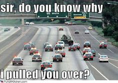 funny navy pictures | Tank on Freeway - Funny Tank Picture