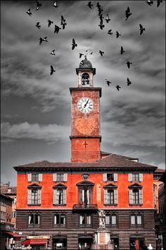 Palazzo del Monte di Pietà - Reggio Emilia - Emilia Romagna - Italia - 2012 -  by nino evola