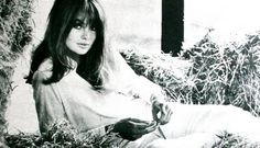 Marie Claire France September 1966  Farmgirl Jean Shrimpton