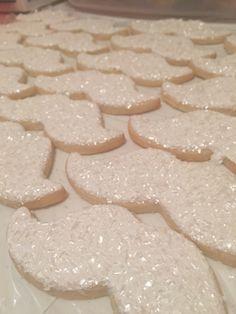 #Santa mustache sugar #cookies | Courtney's Confections | @courtneysconfectionsok