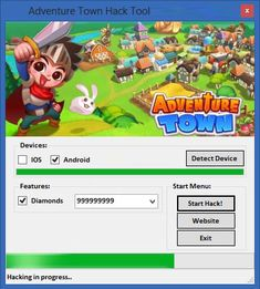Adventure Town Hack Tool (Android/iOS)