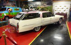 Elvis Presley Owned 1974 Cadillac Sedan de Ville station wagon on My Car...