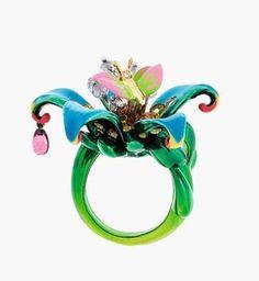 Victoire de Castellane #Ring #Victoire_de_Castellane #Dior