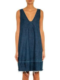 RACHEL COMEY Flee denim dress