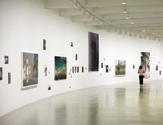 Wolfgang Tillmans Hirshhorn Exhibition July 2007 by Steve Rogers Photography, via Flickr