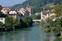 Brugg, Switzerland (pic via Wikipedia)