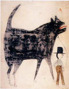 bill traylor, outsider artist