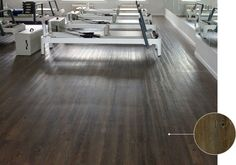 Brooklyn Pilates features ASI's Eco-Tech® Resilient Floating Floor  - FLRGB004