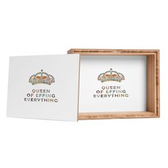 Bianca Green Her Daily Motivation Jewelry Box | DENY Designs Home Accessories
