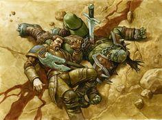 #warcraft #human #humain #orc