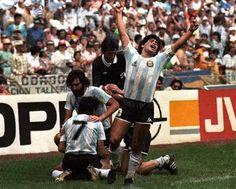 México '86: a 30 años, 30 historias | El desahogo de Maradona después del gol de Burru en la final.