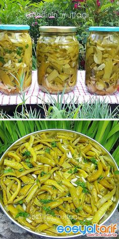 Turkish Recipes, Pickles, Cucumber, Cabbage, Food And Drink, Chicken, Meat, Vegetables, Cooking