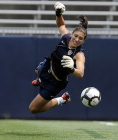hope solo. #ripped