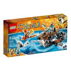 Lego Chima 70220 Strainor's Saber Cycle Set New/Sealed!! 161 pcs Great Gift!! #LEGO