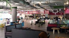 El Break UVM Zapopan University food service