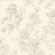 Home Of Colour Clara Classic Cream Wallpaper At Homebase Be Inspired And Make Your