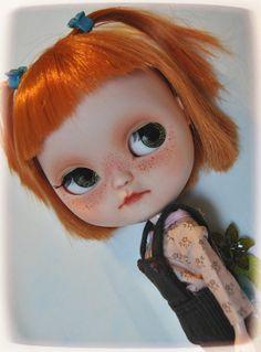 Custom 29  bébé peu  ooak Doll Icy par BlytheinWonderland sur Etsy, $250.00