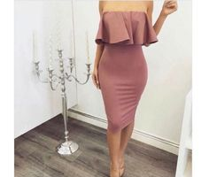Charming Prom Dress,Pencil Prom Dress,Strapless Prom Dress,Fashion Homecoming Dress,Sexy Party Dress on Luulla Prom Dresses Long Pink, Homecoming Dresses, Sexy Dresses, Cute Dresses, Dress Outfits, Evening Dresses, Short Dresses, Fashion Dresses, Dress Up