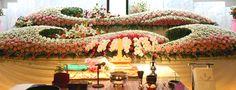 生花祭壇の資格なら、国内唯一の公的機関、日本生花祭壇協会にて。