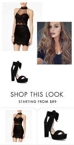 """Untitled #399"" by lindethiel on Polyvore featuring Teeze Me and Jimmy Choo"