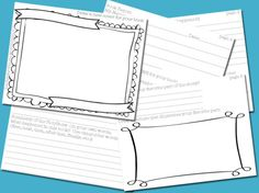 Free sandwich book report shape printables it has the bread 3rd grade book report free printable pronofoot35fo Gallery