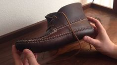 """Arrow Moccasins vs Quoddy 