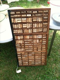 Corks in printers tray
