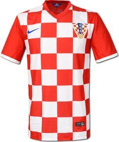 クロアチア代表(H)2014