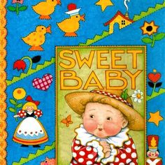 quenalbertini: Sweet Baby by Mary Engelbreit Mary I, Mary Engelbreit, Paper Dolls, Illustrations Posters, Illustrators, Whimsical, My Arts, Merry, My Favorite Things