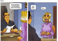 Les blagues de blondes sont vraiment les meilleures....