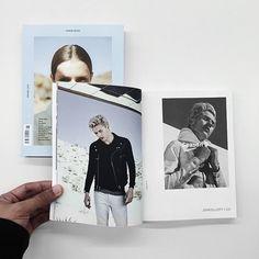 Human Being Journal 6 cover⚡️ photo : juliette cassidy style : mar peidro mode…