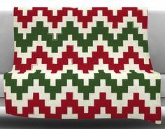 Christmas Gram Fleece Blanket