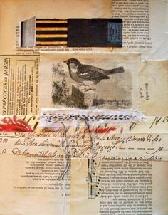 Caterina Giglio. mixed media on paper
