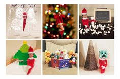 Elf Magic | Simple Elf on a Shelf ideas and tips | On The Creative Mama