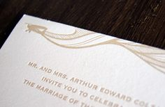 "Oh So Beautiful Paper: Beth + Eric's ""Come Away With Us"" Destination Wedding Invitations"
