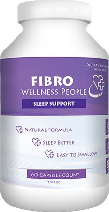 The Fibro Wellness People's Sleep Support is a proprietary natural blend scientifically formulated to help relieve chronic, widespread body discomfort, reduce muscle tension and anxiety, and promote a better night's sleep. Take your life back.