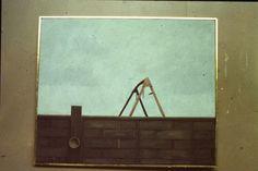 Winter 1978 by Ian Fraser oil on linen